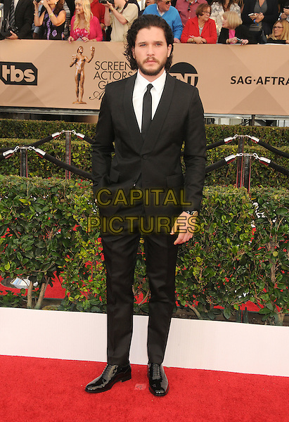 30 January 2016 - Los Angeles, California - Kit Harington. 22nd Annual Screen Actors Guild Awards held at The Shrine Auditorium.      <br /> CAP/ADM/BP<br /> &copy;BP/ADM/Capital Pictures