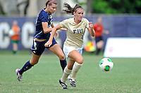 FIU Women's Soccer v. Old Dominion (9/29/13)
