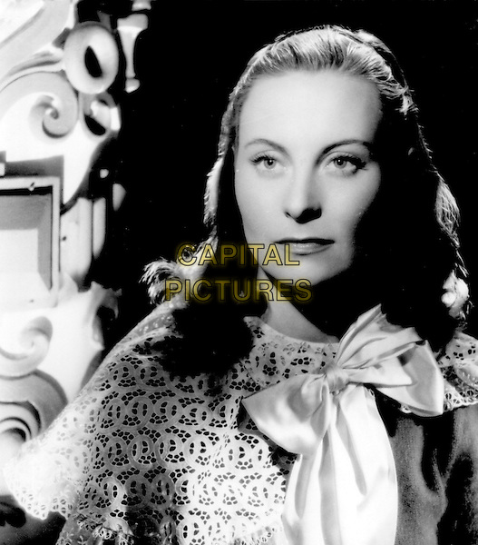 MICHELE MORGAN.in La symphonie pastorale (1946) .*Filmstill - Editorial Use Only*.CAP/STF/PEL.Supplied by Capital Pictures.