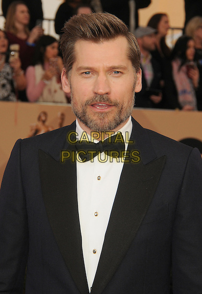 30 January 2016 - Los Angeles, California - Nikolaj Coster-Waldau. 22nd Annual Screen Actors Guild Awards held at The Shrine Auditorium.      <br /> CAP/ADM/BP<br /> &copy;BP/ADM/Capital Pictures
