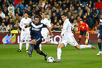 Copa del Rey. Real Madrid vs Malaga. 4/1/2012