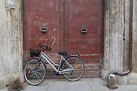 Resting bicycle