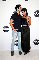 BEVERLY HILLS, CA - August 7: Jared Haibon, Ashley Iaconetti, at Disney ABC Television Hosts TCA Summer Press Tour at The Beverly Hilton Hotel in Beverly Hills, California on August 7, 2018. <br /> CAP/MPI/FS<br /> &copy;FS/MPI/Capital Pictures