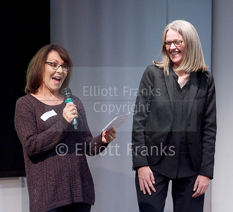 New national dance industry body launched and name announced - One Dance UK<br /> at the Royal Society of Medicine, London, Great Britain <br /> 7th December 2015 <br /> <br /> Arlene Phillips CBE<br /> patron<br /> <br /> Photograph by Elliott Franks <br /> Image licensed to Elliott Franks Photography Services
