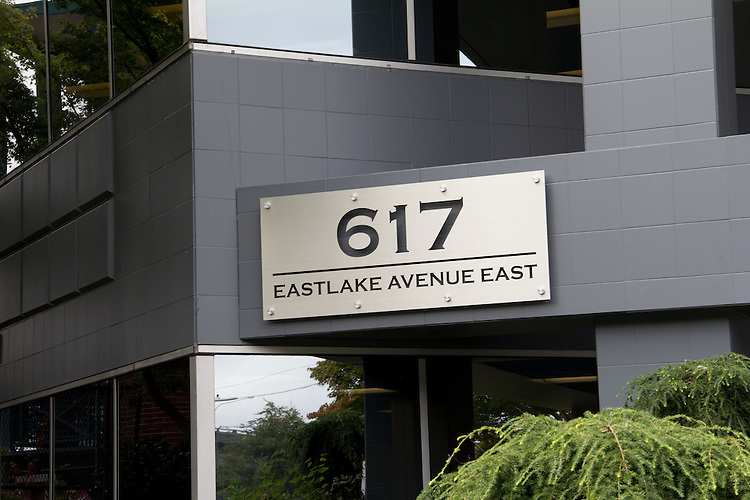 Seattle,  617 Eastlake Avenue East, AT and T offices, birthplace of many cell phone and communication discoveries, South Lake Union, teck center,