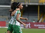 Atlético Nacional venció 2-3 (3-4) a Independiente Santa Fe. Semifinales Liga Femenina I-2018.