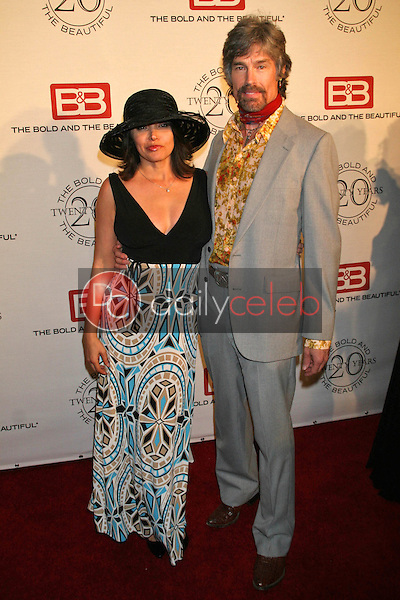 Ronn Moss and guest<br />