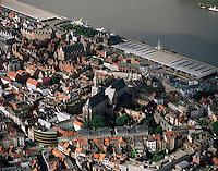 September 1998. Sint-Pauluskerk in Antwerpen.