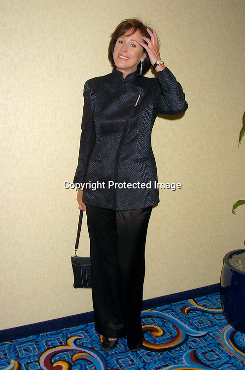 Hillary B Smith in Armani ..at HeartShare 's Annual Spring Gala on March 24, 2004 at the Marriott Marquis in New York City...Photo by Robin Platzer, Twin Images