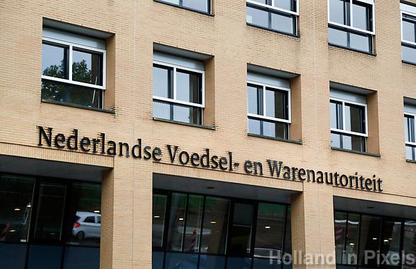 Nederland Utrecht - 2017.  De Maas.  Kantoor van de Nederlandse Voedsel- en Warenautoriteit.  Foto Berlinda van Dam / Hollandse Hoogte