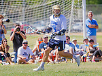 Corona Del Mar, CA 04/02/16 - Jordan Greenhall (Corona Del Mar #18) in action during the non-conference game between the Nike/LM High School Boys' National Western Region #4 Torrey Pines (#4) and #5 Corona Del Mar.  Torrey Pines defeated Corona Del Mar 9-8 in overtime.