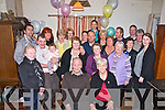 60th Wedding Anniversary : Tim & Maureen Lyons, Mountcoal, Listowel celebrating their 60th Wedding anniversary with their family & friends at their home on Sunday last.