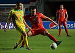 Atlético Huila venció 0-1 a América. Fecha 14 Liga Águila II-2019.