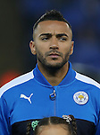 Leicester's Danny Simpson during the Champions League group B match at the King Power Stadium, Leicester. Picture date November 22nd, 2016 Pic David Klein/Sportimage