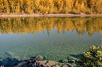 The Middle Fork Flathead River is a 92-mile river in western Montana in the United States, forming the southwestern boundary of Glacier National Park.