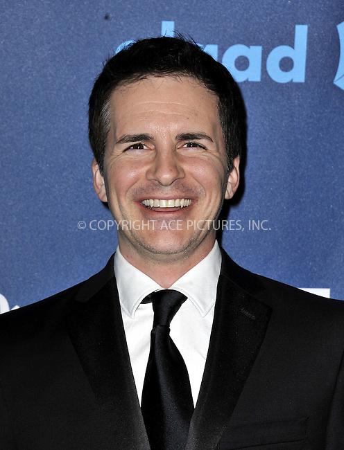 WWW.ACEPIXS.COM......April 20, 2013, Los Angeles, CA.....Hal Sparks arriving at the 24th Annual GLAAD Media Awards held at the JW Marriott Los Angeles at L.A. LIVE on April 20, 2013 in Los Angeles, California. ..........By Line: Peter West/ACE Pictures....ACE Pictures, Inc..Tel: 646 769 0430..Email: info@acepixs.com