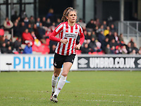 20191201- Eindhoven: Player is/players are in action during the Dutch Women's Erevidisie league football match between PSV Vrouwen and FC Twente Vrouwen on Sunday 1st of December 2019 at De Herdgang, Eindhoven,  Netherlands. PHOTO: SEVIL OKTEM | Sportpix.be