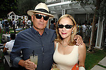 Marc Richards, Andrea Kaye==<br /> LAXART 5th Annual Garden Party Presented by Tory Burch==<br /> Private Residence, Beverly Hills, CA==<br /> August 3, 2014==<br /> &copy;LAXART==<br /> Photo: DAVID CROTTY/Laxart.com==