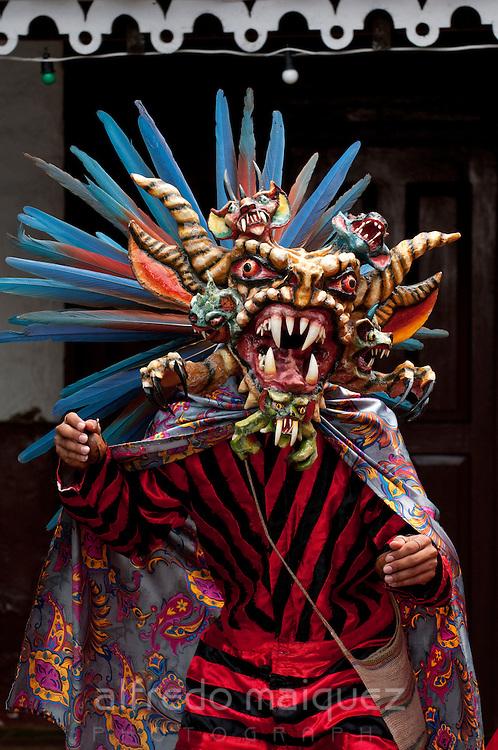 Dirty Devil's dance, Panama City, Panama, Central America