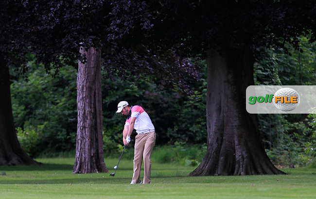 Paul Hendriksen (Ivybridge GC) on the 5th fairway during Round 1 of the Titleist &amp; Footjoy PGA Professional Championship at Luttrellstown Castle Golf &amp; Country Club on Tuesday 13th June 2017.<br /> Photo: Golffile / Thos Caffrey.<br /> <br /> All photo usage must carry mandatory copyright credit     (&copy; Golffile | Thos Caffrey)