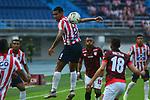Junior venció 1-0 a Independiente Santa Fe. Fecha 6 Liga Águila II-2019.
