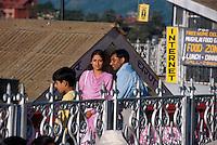 Indien, Himachal Pradesh, Shimla, auf der Mall