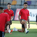 15.08.18 Rangers in Maribor: Connor Goldson