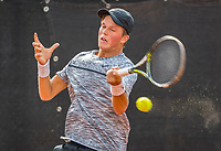 Rotterdam, Netherlands, August21, 2017, Rotterdam Open, Marc Dijkhuizen (NED)<br /> Photo: Tennisimages/Henk Koster