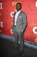 03 January 2018 - Los Angeles, California - Tosin Morohunfola. Showtime's &quot;The Chi&quot; Los Angeles Premiere held at Downtown Independent.     <br /> CAP/ADM/FS<br /> &copy;FS/ADM/Capital Pictures