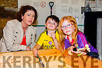 l-r Mary,Shane and Lucy Carey at the  Culture Night  in the Kerry County Museum on Friday