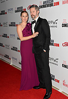 Amy Adams &amp; Darren Le Gallo at the American Cinematheque 2017 Award Show at the Beverly Hilton Hotel, Beverly Hills, USA 10 Nov. 2017<br /> Picture: Paul Smith/Featureflash/SilverHub 0208 004 5359 sales@silverhubmedia.com