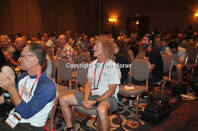 2013 Mountain Bike Hall of Fame Induction Ceremony. Las Vegas, Nevada. Photo by Tom Moran.