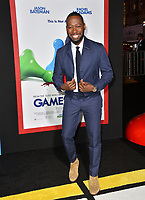 Lamorne Morris at the premiere for &quot;Game Night&quot; at the TCL Chinese Theatre, Los Angeles, USA 21 Feb. 2018<br /> Picture: Paul Smith/Featureflash/SilverHub 0208 004 5359 sales@silverhubmedia.com