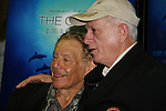 Jerry Stiller & Ric O'Barry at the New York Screening of The Cove, Cinema 2, NYC. (Photo by Sue Coflin/Max Photos)