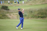 Andrea Pavan (ITA) during a practice round ahead of the 148th Open Championship, Royal Portrush Golf Club, Portrush, Antrim, Northern Ireland. 16/07/2019.<br /> Picture David Lloyd / Golffile.ie<br /> <br /> All photo usage must carry mandatory copyright credit (© Golffile | David Lloyd)