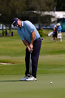 Rod Pampling (AUS) on the 2nd green during round 3 of the Australian PGA Championship at  RACV Royal Pines Resort, Gold Coast, Queensland, Australia. 21/12/2019.<br /> Picture TJ Caffrey / Golffile.ie<br /> <br /> All photo usage must carry mandatory copyright credit (© Golffile | TJ Caffrey)