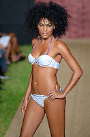 Julia Veli Swimwear Show during Funkshion Fashion Swim Week 2013 at Miami Beach, FL on July 19, 2012