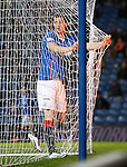 Jon Daly finds the net
