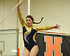 Nassau County gymnastics individual championships and state qualifiers at Hicksville High School Tuesday, February 9, 2016. Sara Fox, Bethpage - Balance Beam