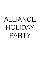 Alliance Holiday Party