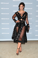 NEW YORK, NY - MAY 14: Carolina Miranada at the at the 2018 NBCUniversal Upfront at Rockefeller Center in New York City on May 14, 2018. <br /> CAP/MPI/PAL<br /> &copy;PAL/MPI/Capital Pictures