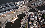 AMSTERDAM -   Centraal Station, IJ, , Stationsplein,  koffiehuis,  Amsterdams, COPYRIGHT  KOEN SUYK