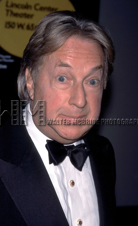 Arnold Scaasi attends AN EVENING OF READINGS on May 14, 2001 at Lincoln Center in New York City.