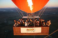 20120620 June 20 Hot Air Balloon Gold Coast