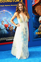 "6 January 2018 - Los Angeles, California - Allison Holker. ""Paddington 2"" L.A. Premiere held at the Regency Village Theatre. Photo Credit: AdMedia"