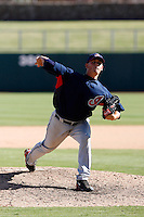 Robert Bryson - Cleveland Indians 2009 Instructional League. .Photo by:  Bill Mitchell/Four Seam Images..