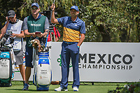 Sergio Garcia (ESP) looks over his tee shot on 13 during round 1 of the World Golf Championships, Mexico, Club De Golf Chapultepec, Mexico City, Mexico. 3/1/2018.<br /> Picture: Golffile | Ken Murray<br /> <br /> <br /> All photo usage must carry mandatory copyright credit (&copy; Golffile | Ken Murray)