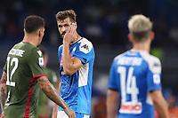 Fernando Llorente of Napoli dejection<br /> Napoli 25-9-2019 Stadio San Paolo <br /> Football Serie A 2019/2020 <br /> SSC Napoli - Cagliari SC<br /> Photo Cesare Purini / Insidefoto
