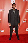 LOS ANGELES, CA - FEBRUARY 10: Singer-songwriter Leon Bridges attends MusiCares Person of the Year honoring Tom Petty at the Los Angeles Convention Center on February 10, 2017 in Los Angeles, California.