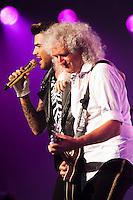 Queen + Adam Lambert North American Tour Las Vegas Saturday July 5, 2014